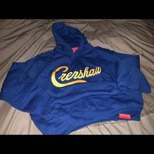 d344d2022 🇺🇸 The Marathon Clothing 🔷🔶 Crenshaw Hoodie NWT